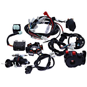 Magnificent Atv Harness Ebay Wiring Digital Resources Funapmognl