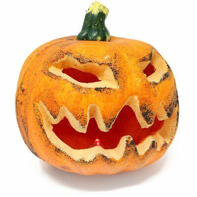 Deko Halloween Kurbis Mit Led Gruselige