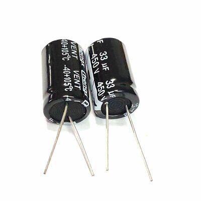450v 10uf 15uf 22uf 33uf 47uf 68uf 82uf 100uf 120uf 150uf Electrolytic Capacitor