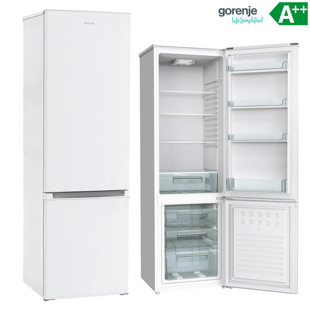A++ Kühl Gefrierkombination Kühlschrank Kombi Stand freistehend Gorenje 176 cm