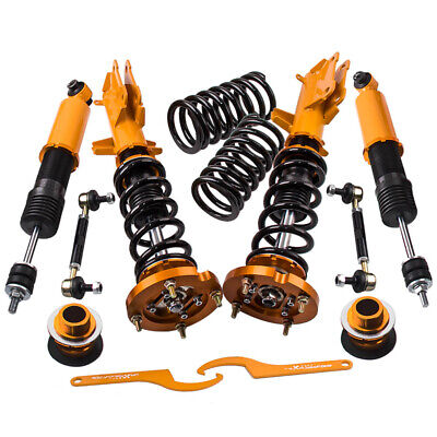 Coilovers Suspension Kits for Ford Mustang 4th 05-14 Adj. Height & Mounts Mustang Rear Coilover Kit