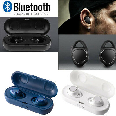 Small Earbud Headphones (Fit Samsung Gear iConX SM-R150 Wireless Headphones Earbuds Headset Sports In-Ear )
