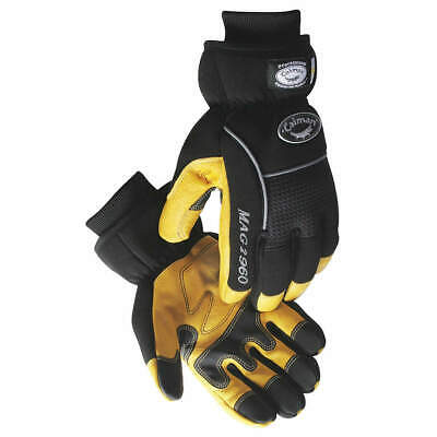 Caiman 2960-5 Cold Protection Gloveslgoldblackpr