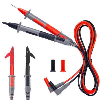 Multimeter Test Lead Kit For Flukeastroai Electrical Alligator Clip Test Probe