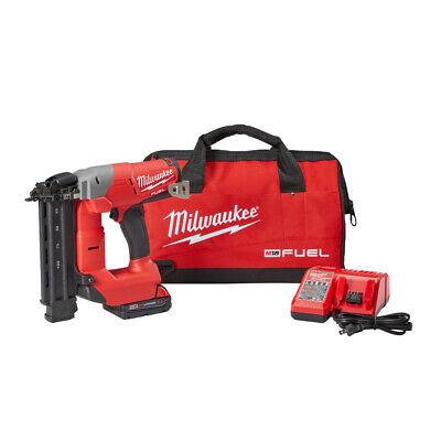 Milwaukee FUEL M18 18V 18G Brushless Brad Nailer Kit 2740-21