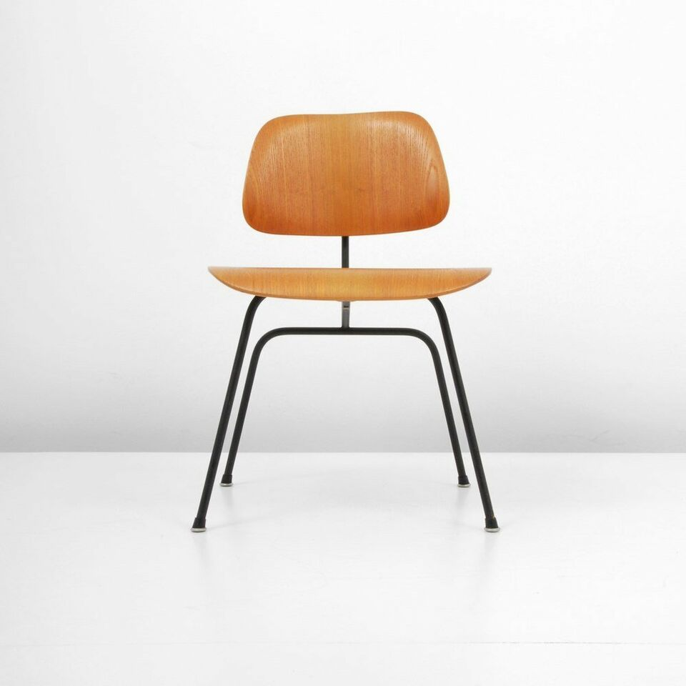 "Charles & Ray Eames ""DCM"" Chair Vintage"