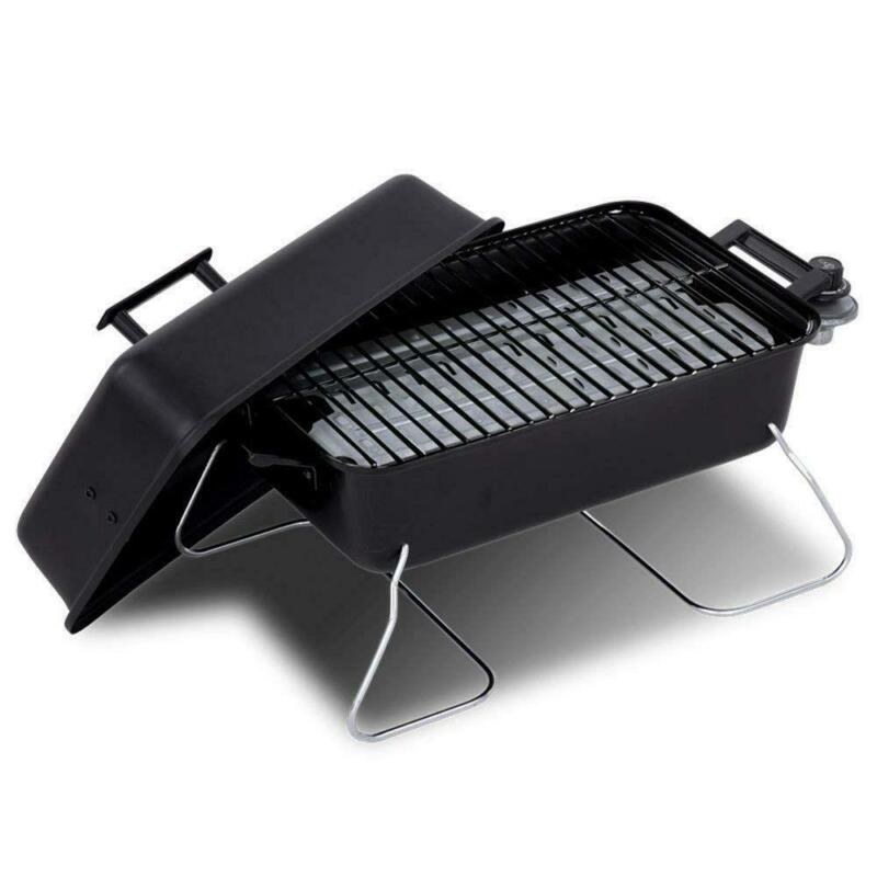 Char-Broil Tabletop Gas Grill Stainless-Steel 465640214