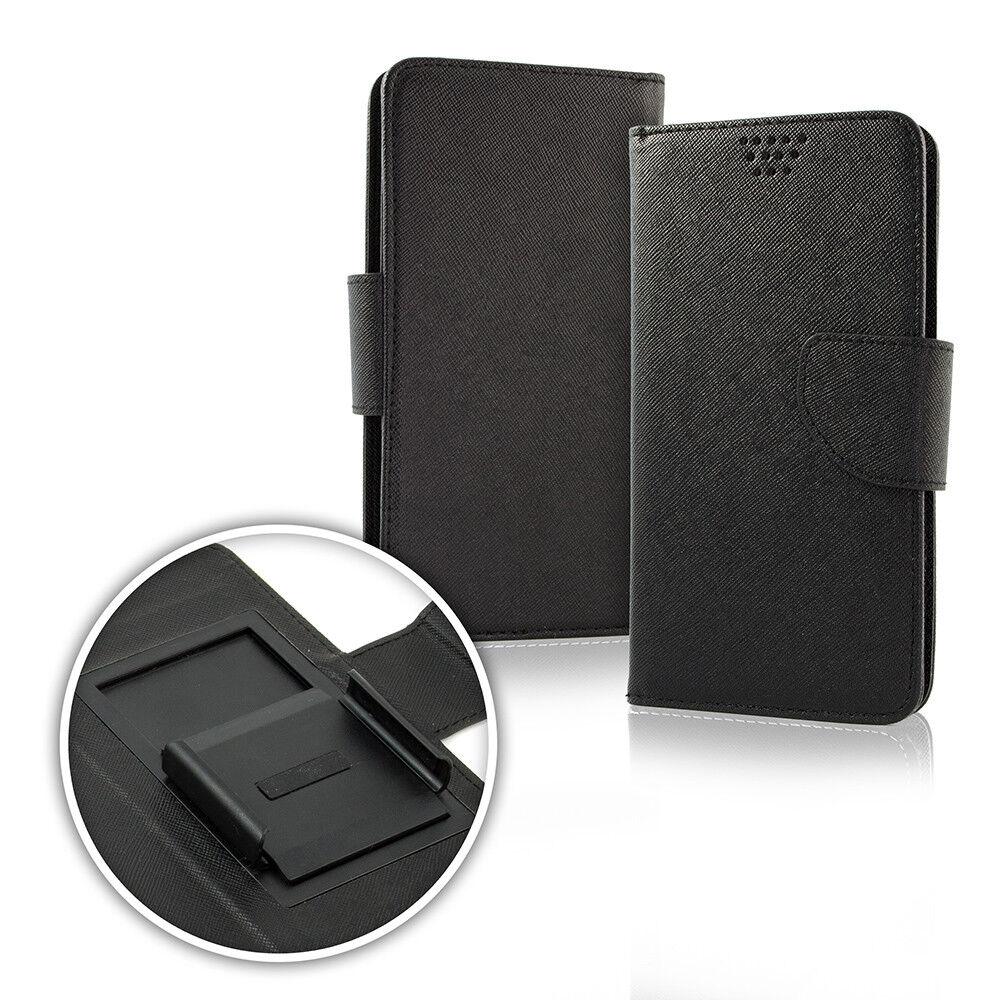 Housse/hoes étui en cuir Smart Fancy pour Archos Sense 50DC Xiaomi Redmi 5A