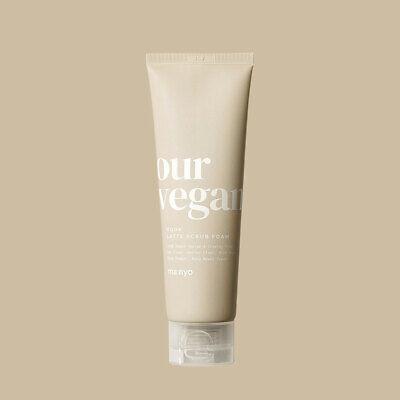 [MANYO FACTORY] Our Vegan Ogok Latte Scrub Foam - 120ml / Free Gift