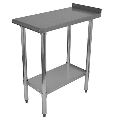 Advance Tabco Ft-3012-x Lite Series 12x30 Equipment Stand Filler Table