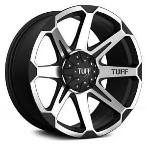 """16"""" Tuff T05 Wheels Ford Ranger Holden Colorado Mitsubishi Triton Frankston Frankston Area Preview"""