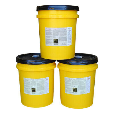 Polykoat 85 Polyaspartic Concrete Coating 15 Gallon Kit