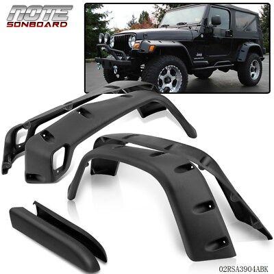 6 pcs for 97-06 Jeep Wrangler TJ 7