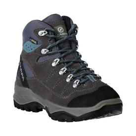 Scarpa Mistral GTX Smoke-Polar Blue UK 4 Brand New