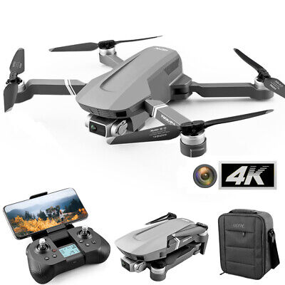 4K GPS Drone Brushless with UHD Camera 5G FPV Quadcopter Dual camera