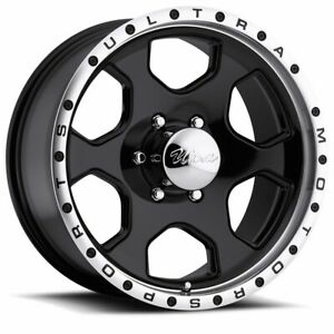 16inch ultra Motorsport rims