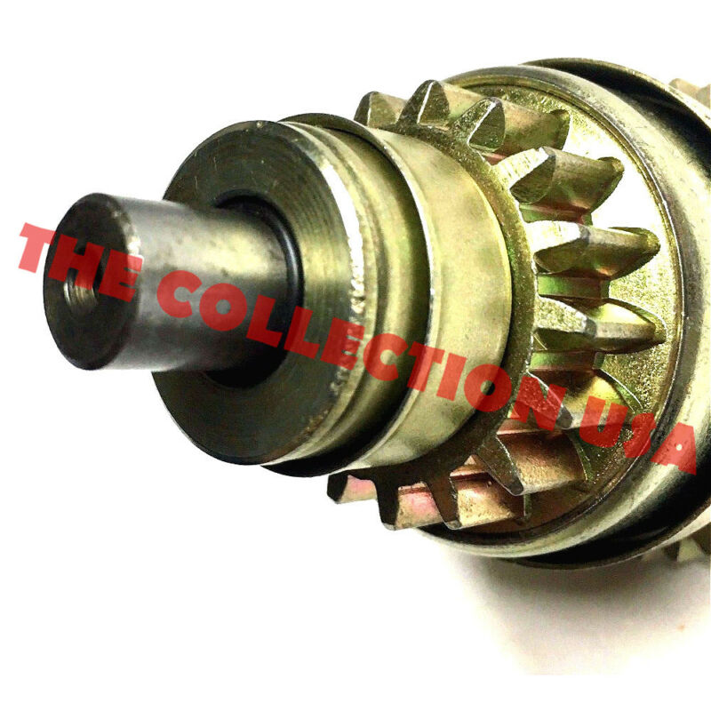 NEW Starter Drive FITS POLARIS ATV ATP 330 550 ATV PRO 500