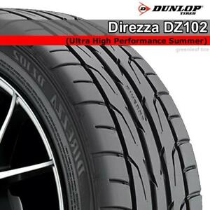 NEW 225/55R16 95V Dunlop Direzza DZ102   2015 #265029843