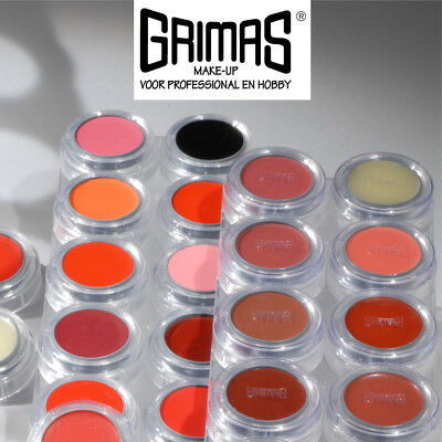Grimas Lippenstift, Dose 2,5 ml. Profi Schminke
