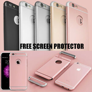 Luxury-Ultra-thin-Shockproof-Armor-Back-Case-Cover-for-Apple-iPhone-5-6S-7-Plus