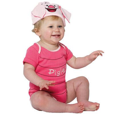 Kleinkind Disney Baby Ferkel Body Weste und Hut Bekleidung