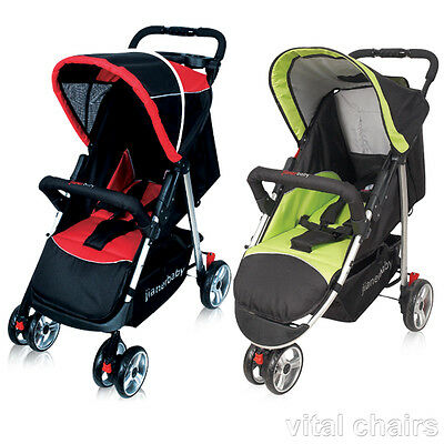 Vital Quality  Pushchair Baby Pram and Pushchair Stroller Buggy