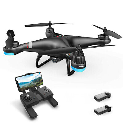 Holy Stone HS110G FPV Drones with 1080P HD Video Camera Quadcopter GPS Follow Me