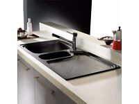 Black Granite Kitchen Sink