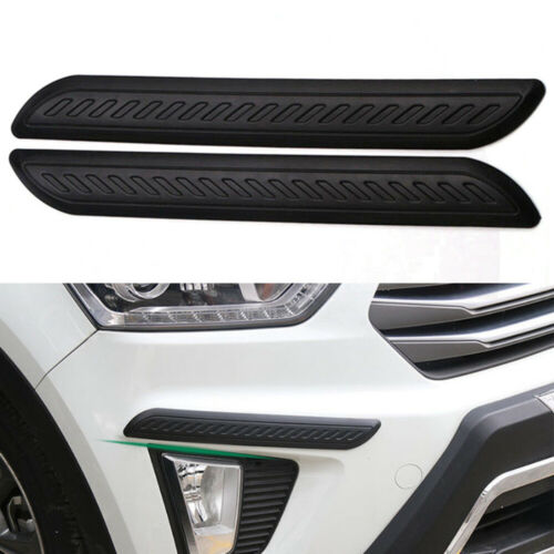 Car Parts - Accessories Parts Car Bumper Corner Plate Rubber Sticker Anti Scratch Protector