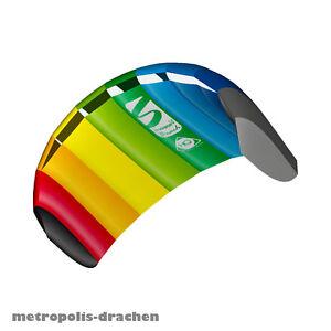 HQ Symphony Beach III 1.3 rainbow - Die Lenkmatte für Kinder VOM FACHHÄNDLER!