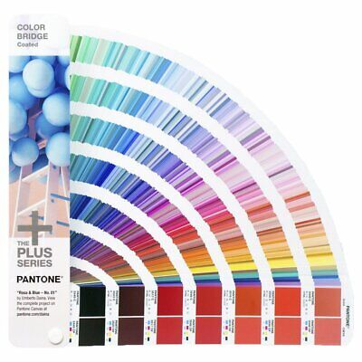 New Pantone Gg6103n Color Bridge Guide Coated Book