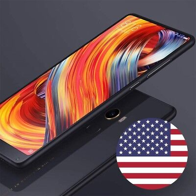 Xiaomi Mi Mix 2 6GB/128GB Unlocked 4G LTE Smartphone DUAL SIM Mix2 US SHIPPING