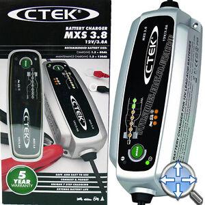 ctek mxs 3 8 12v 3 8a car van bike boat 7 stage automatic. Black Bedroom Furniture Sets. Home Design Ideas