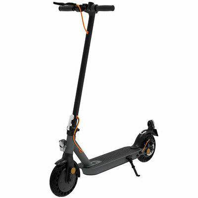 Trekstor Eg 3168 Scooter Eléctrica Negro Bicicleta E-Roller Patinete Plegable