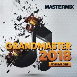 Mastermix Grandmaster 2018 Part 1 & DJ SET 35 Chart Music Continuous Megamix CD