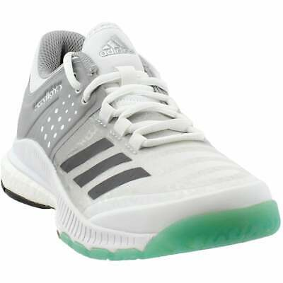 crazyflight x casual volleyball shoes white womens