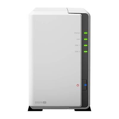 Synology - DiskStation 2-Bay External Network Storage (NAS)
