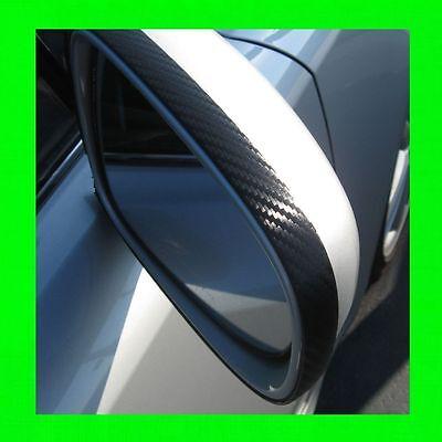 BMW CARBON FIBER SIDE MIRROR TRIM MOLDING 2PC W/5YR WARRANTY 1