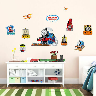 Used, Thomas The Tank Engine and Friends Wall Stickers Kids Nursery Decor Vinyl Decal for sale  Shipping to United States