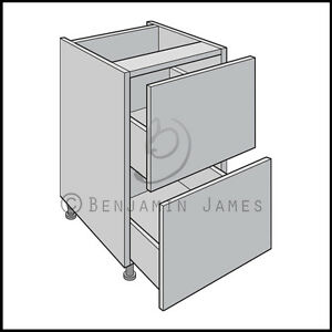 Kitchen carcass unit drawer type g cabinet standard for Kitchen cupboard carcasses 600mm