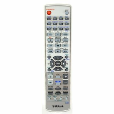 Genuine Yamaha RX-SL80 - WD25600 AV Receiver Remote Control  for sale  Shipping to Ireland