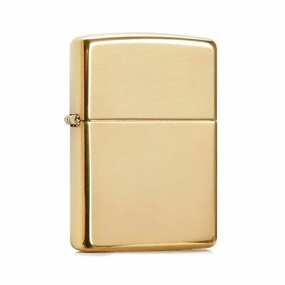 Zippo Polished Brass Lighter Choice Inserts Fluid Butane Dual Torch Tobacco Pipe