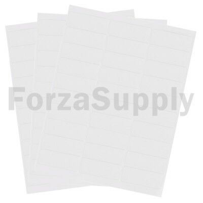 1200 1 X 2 58 Ecoswift Laser Address Shipping Adhesive Labels 30 Per Sheet