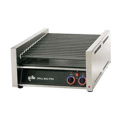 Star 50c 50 Hot Dog Capacity Hot Dog Grill