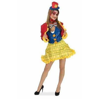 Costume Carnevale Donna Clown 90290 taglia M
