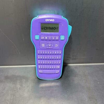 Dymo Colorpop Color Label Maker Handheld Purple