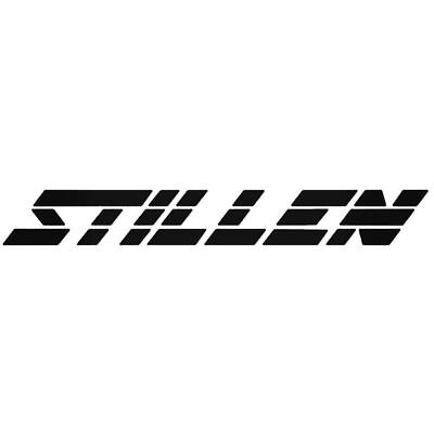 SPORT flag Vinyl Decal racing sticker emblem speed car window logo SILVER