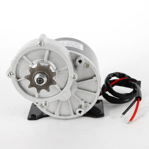 24v 350 electric vehicle geared motor my1016