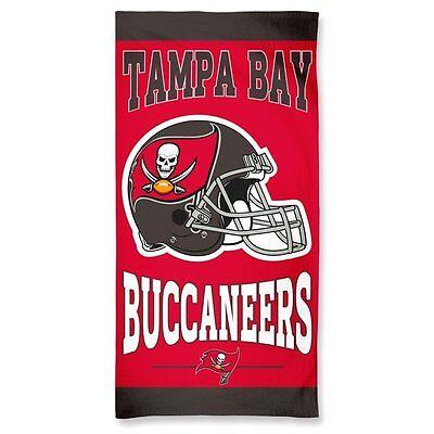 TAMPA BAY BUCCANEERS Handtuch Towel Helm neu OVP 150x75cm (Nfl Neue Helme)