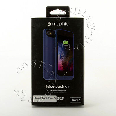 Mophie Strength Pack Air Wireless Power Battery Case For iPhone 7 / iPhone 8 - Indecent